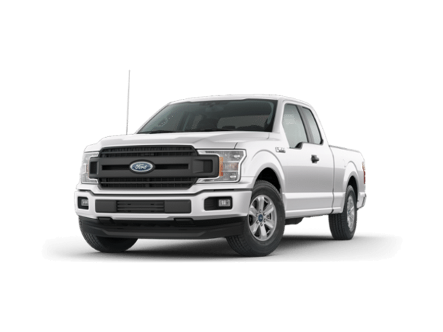 2019 Ford F-150 XL 2WD Supercab 6.5 Box Extended Cab Pickup